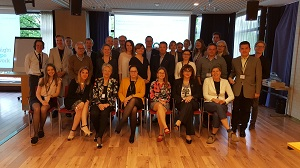 Foresight Europe Network's (FEN's) conference and workshop about the future of Work/Technology 2050 held in Turku, Finland