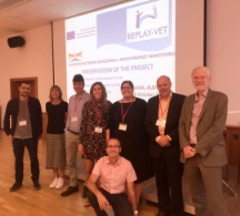 The REPLAY-VET project is presented in Albania to the European Network on Regional Labour Market Monitoring