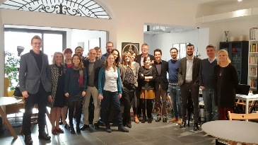 Meeting of the beFORE project and the FEN network in Florence