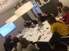Prospektiker welcomes the launch meeting of the European project The Rainbow Years in Bilbao