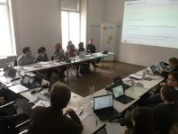 3rd meeting of the KATCH_e project held in Vienna