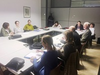 The 4th meeting of REPLAY-VET members was held in Bilbao