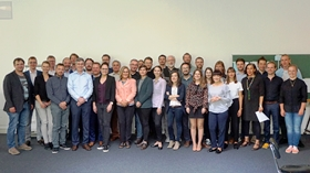 Participation of Prospektiker in the Meeting of the European Prospective Network organized in Berlin
