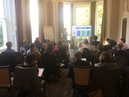 Experts from all over Europe work with Cedefop to develop a competency information system