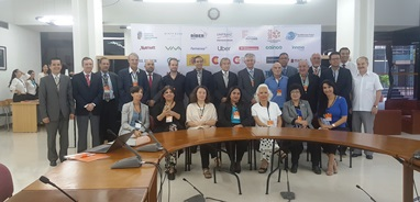 Millennium Project Planning Committee and meeting of the Iberoamerican Network RIBER