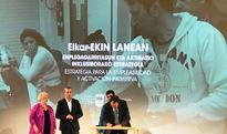 PROSPEKTIKER signs its adhesion to the Elkar-Ekin Lanean strategy