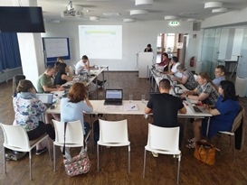 The circular economy knowledge alliance KATCH_e meets in Vienna
