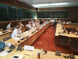 Experts from all European countries meet in Greece to test the newly developed tool of Cedefop OVATE