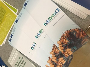 Participation of PROSPEKTIKER in the ERSCP 2019 Barcelona with the EduZWaCE Project
