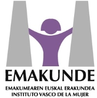 Congratulations! PROSPEKTIKER is already a consultant approved by EMAKUNDE