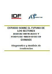 Presentation of the Study on the Future of the Agri-food and Forestry-Timber Sectors